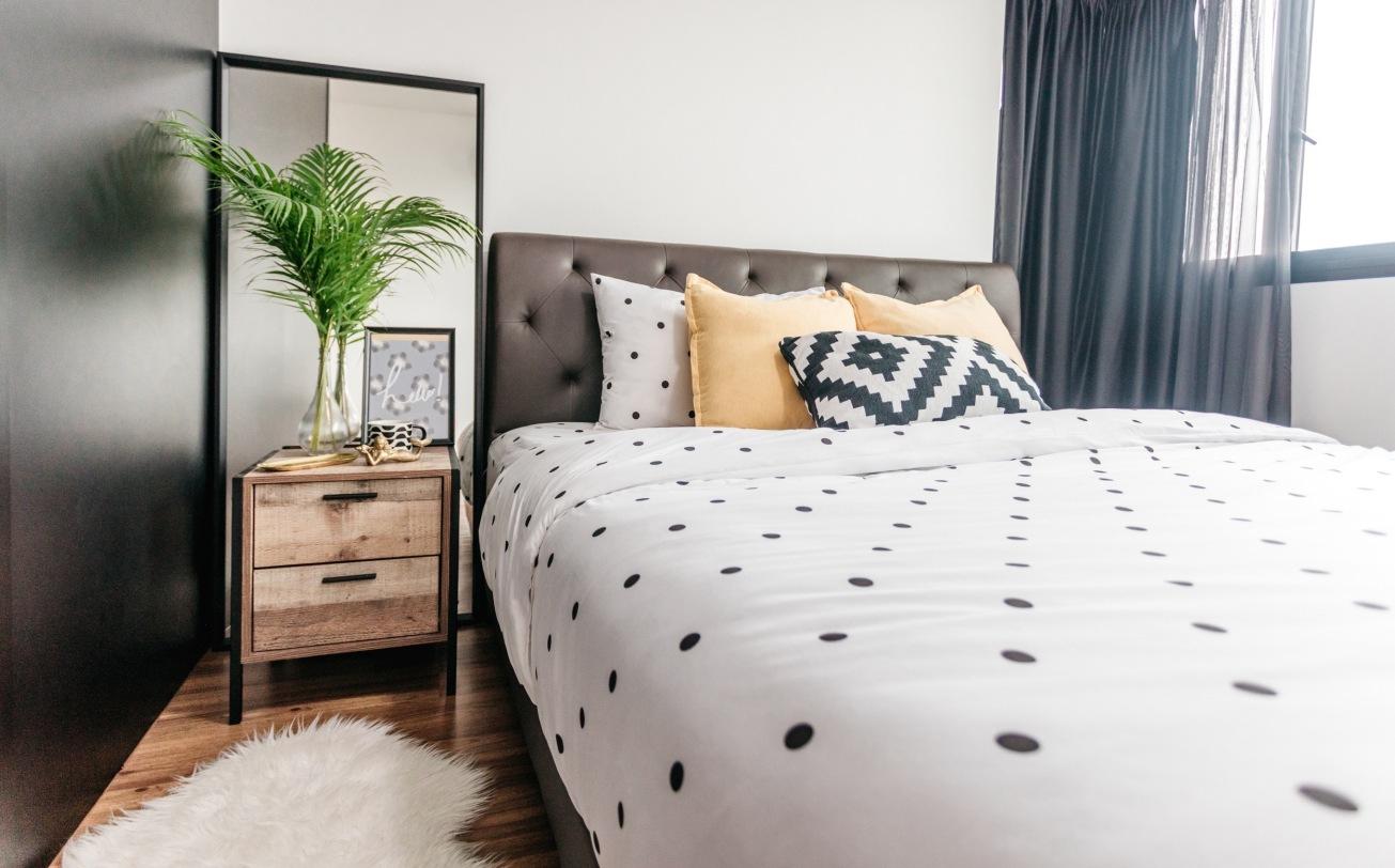 blk 418c fernvale link - master bedroom